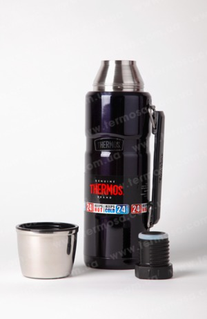 Фото: Термос Thermos King Beverage Bottle 1,2L (уценённый)