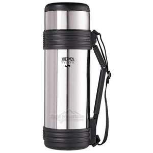Фото: Термос Thermos Nissan Beverage Bottle with Folding Handle 1,8L