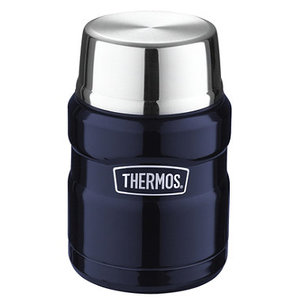 Фото: Термос для еды Thermos King Food Jar 0,47L (уценённый)