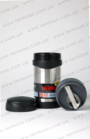 Фото: Термос для еды Thermos Food Jar with Folding Spoon 0,47L