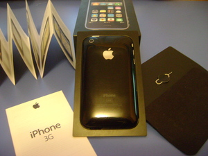 Фото: Продам Apple iPhone 3G 8GB black